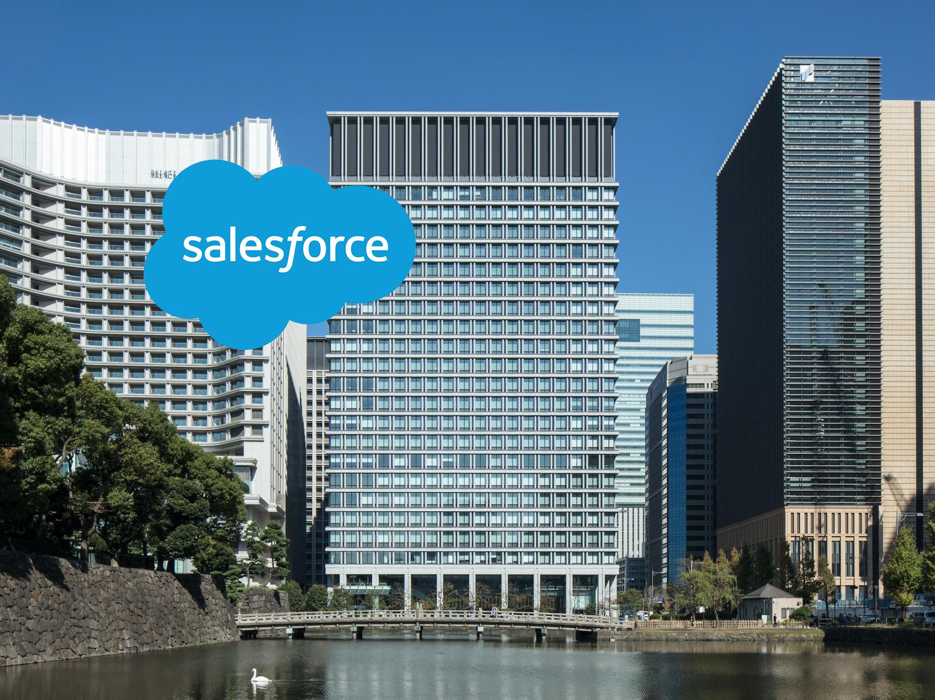 Aandeel tip 1: Salesforce