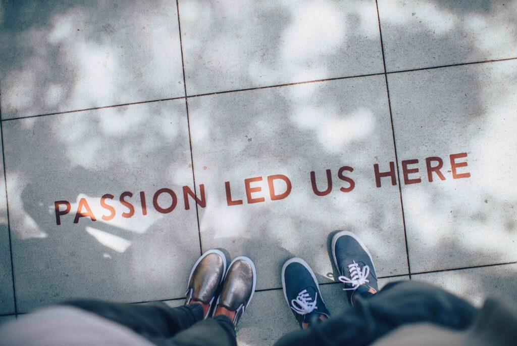 side hustle vanuit passie